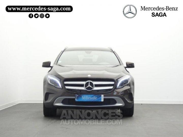 Mercedes Classe GLA 220 CDI Sensation 4Matic 7G-DCT Marron Orient Occasion - 5
