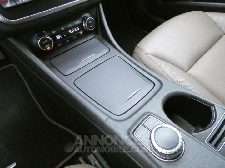 Mercedes Classe GLA 220 CDI Sensation 4Matic 7G-DCT Marron Orient Occasion - 13