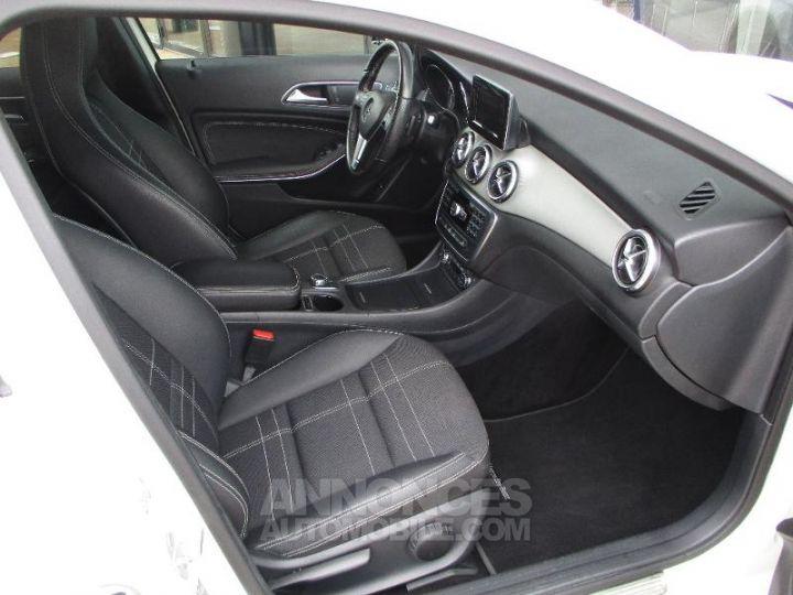 Mercedes Classe GLA 220 CDI Sensation 4Matic 7G-DCT BLAN CIRRUS Occasion - 7