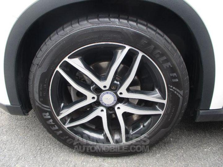 Mercedes Classe GLA 220 CDI Sensation 4Matic 7G-DCT BLAN CIRRUS Occasion - 20