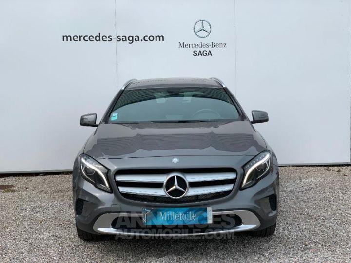 Mercedes Classe GLA 220 CDI Sensation 4Matic 7G-DCT GRIS MONTAGNE Occasion - 1
