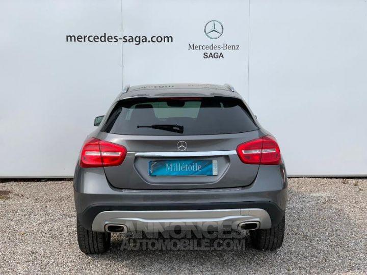 Mercedes Classe GLA 220 CDI Sensation 4Matic 7G-DCT GRIS MONTAGNE Occasion - 5