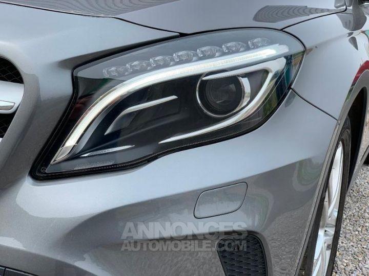 Mercedes Classe GLA 220 CDI Sensation 4Matic 7G-DCT GRIS MONTAGNE Occasion - 6