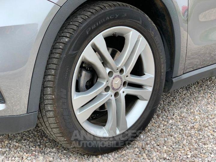 Mercedes Classe GLA 220 CDI Sensation 4Matic 7G-DCT GRIS MONTAGNE Occasion - 7