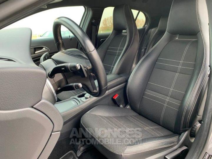 Mercedes Classe GLA 220 CDI Sensation 4Matic 7G-DCT GRIS MONTAGNE Occasion - 8