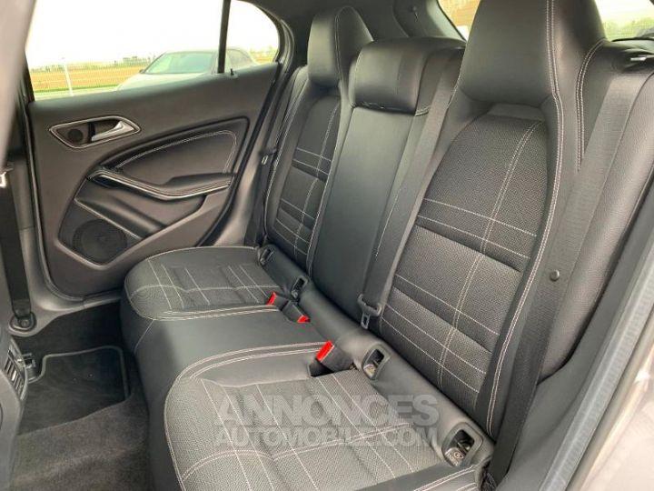 Mercedes Classe GLA 220 CDI Sensation 4Matic 7G-DCT GRIS MONTAGNE Occasion - 9