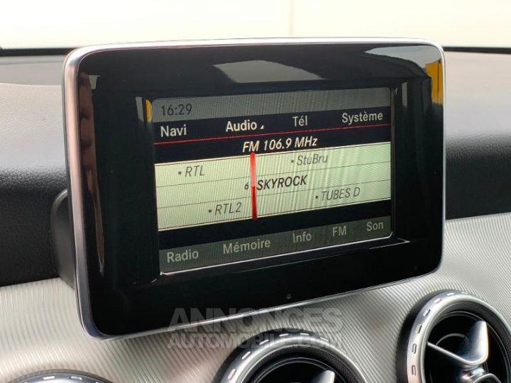 Mercedes Classe GLA 220 CDI Sensation 4Matic 7G-DCT GRIS MONTAGNE Occasion - 12