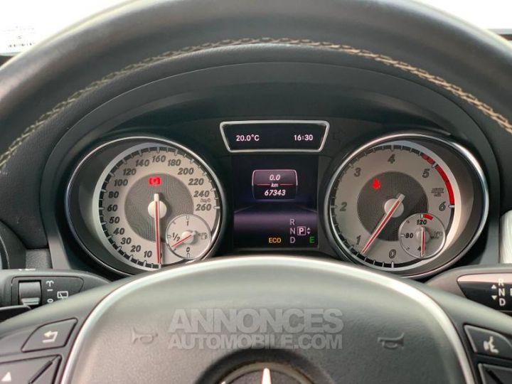 Mercedes Classe GLA 220 CDI Sensation 4Matic 7G-DCT GRIS MONTAGNE Occasion - 14