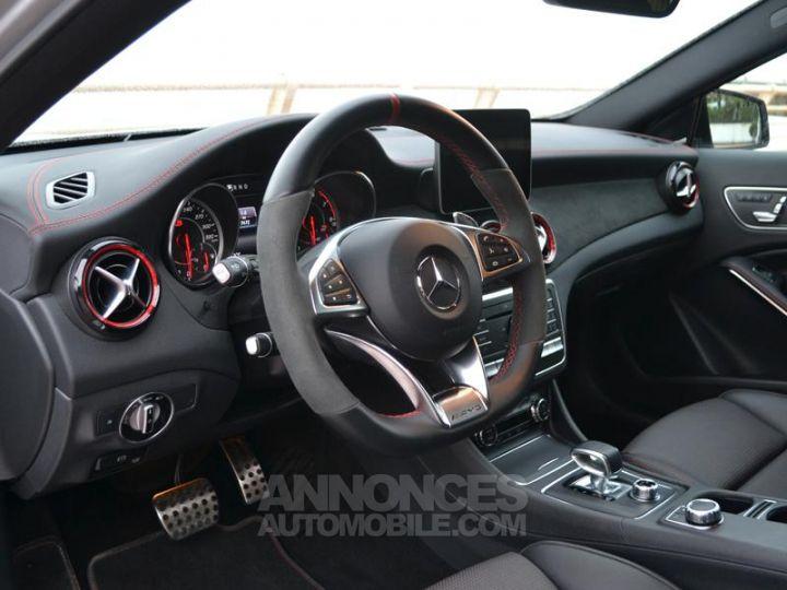 Mercedes Classe GLA 45 AMG 381ch 4Matic Speedshift DCT AMG Gris Irridium Occasion - 4