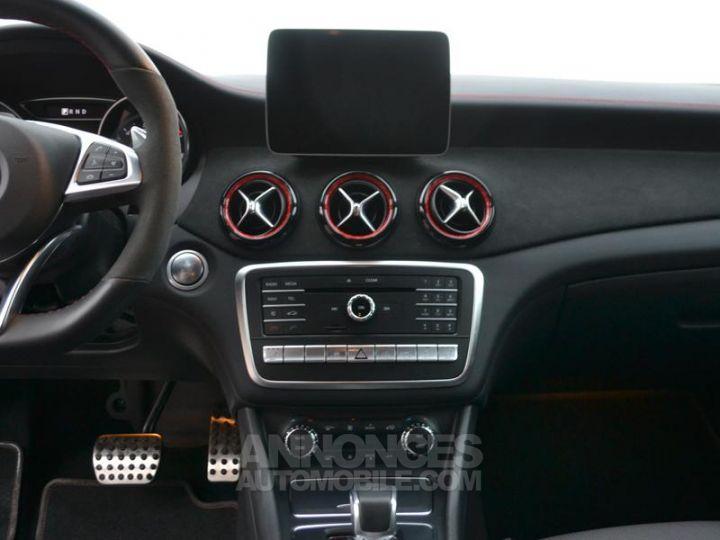 Mercedes Classe GLA 45 AMG 381ch 4Matic Speedshift DCT AMG Gris Irridium Occasion - 12