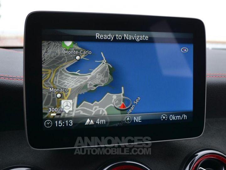 Mercedes Classe GLA 45 AMG 381ch 4Matic Speedshift DCT AMG Gris Irridium Occasion - 14