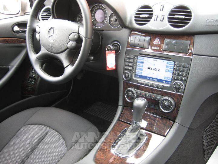 Mercedes CLK ELEGANCE 220 CDI BVA Beige ARGENT CUBANITE Occasion - 3