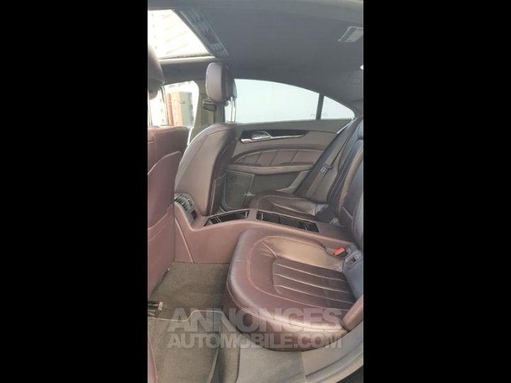 Mercedes CLS 350 BlueTEC 4Matic NOIR Occasion - 12