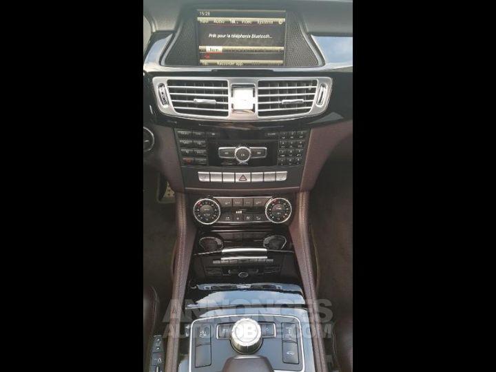 Mercedes CLS 350 BlueTEC 4Matic NOIR Occasion - 13