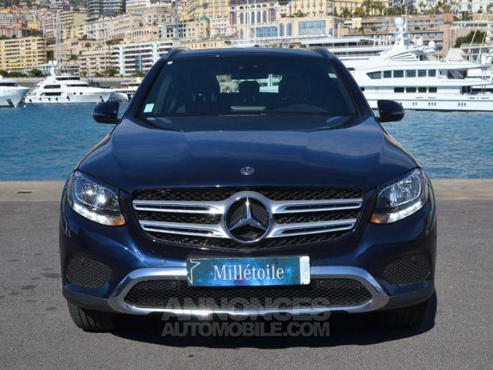 Mercedes GLC 220 d 170ch Executive 4Matic 9G-Tronic Bleu Cavanite Occasion - 2