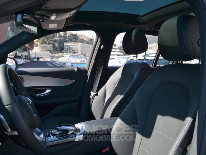 Mercedes GLC 220 d 170ch Executive 4Matic 9G-Tronic Bleu Cavanite Occasion - 5