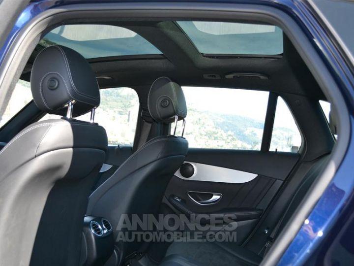 Mercedes GLC 220 d 170ch Executive 4Matic 9G-Tronic Bleu Cavanite Occasion - 6