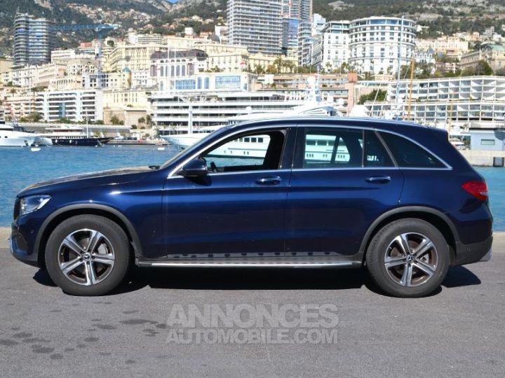 Mercedes GLC 220 d 170ch Executive 4Matic 9G-Tronic Bleu Cavanite Occasion - 8