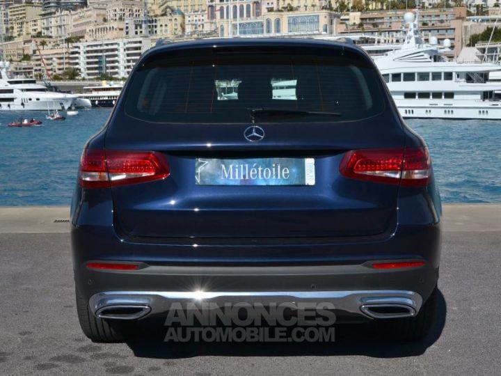 Mercedes GLC 220 d 170ch Executive 4Matic 9G-Tronic Bleu Cavanite Occasion - 10
