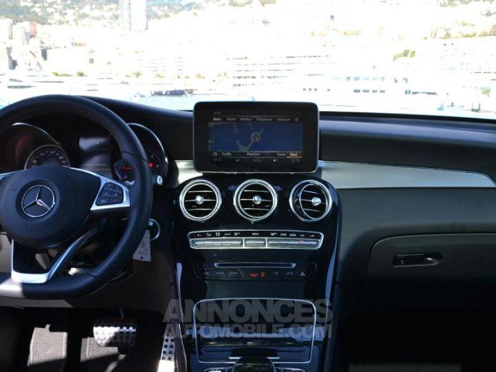 Mercedes GLC 220 d 170ch Executive 4Matic 9G-Tronic Bleu Cavanite Occasion - 12