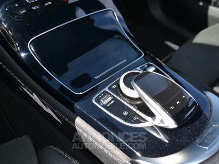 Mercedes GLC 220 d 170ch Executive 4Matic 9G-Tronic Bleu Cavanite Occasion - 15