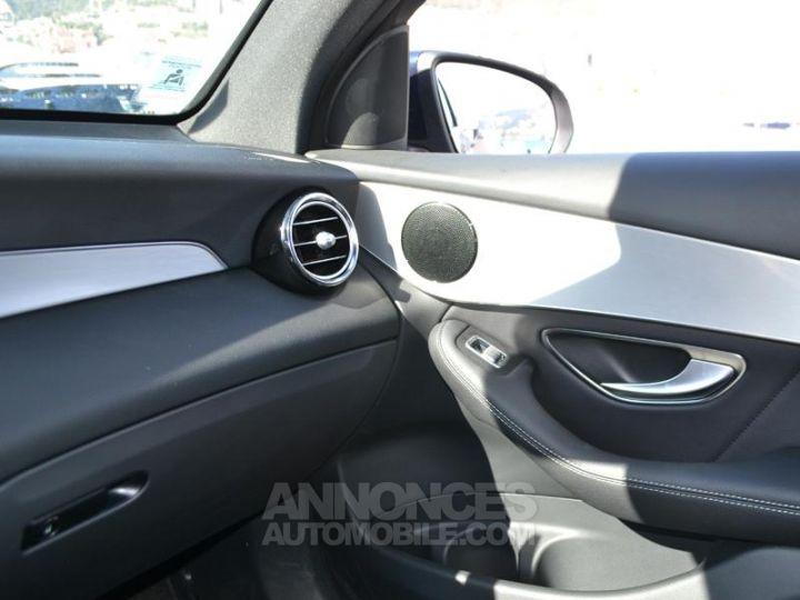 Mercedes GLC 220 d 170ch Executive 4Matic 9G-Tronic Bleu Cavanite Occasion - 17