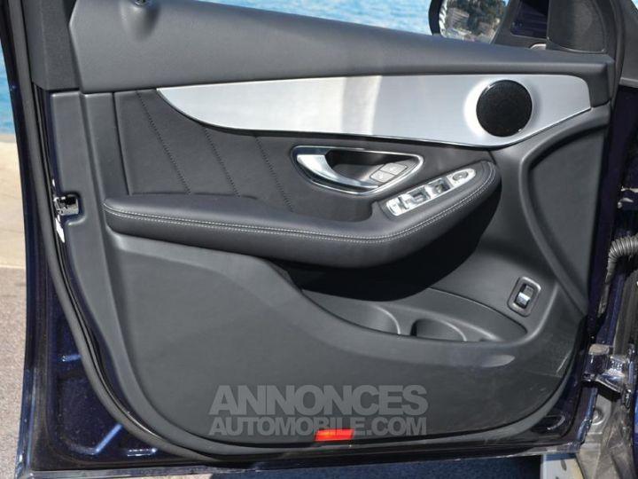 Mercedes GLC 220 d 170ch Executive 4Matic 9G-Tronic Bleu Cavanite Occasion - 18