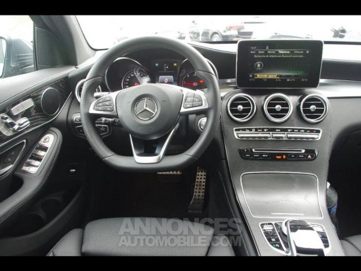 Mercedes GLC 220 d 170ch Sportline 4Matic 9G-Tronic GRIS SELENITE Occasion - 3