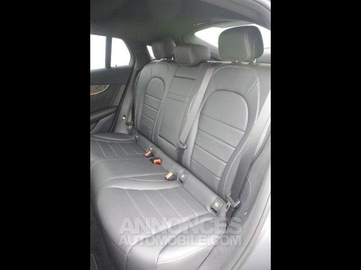 Mercedes GLC 220 d 170ch Sportline 4Matic 9G-Tronic GRIS SELENITE Occasion - 4