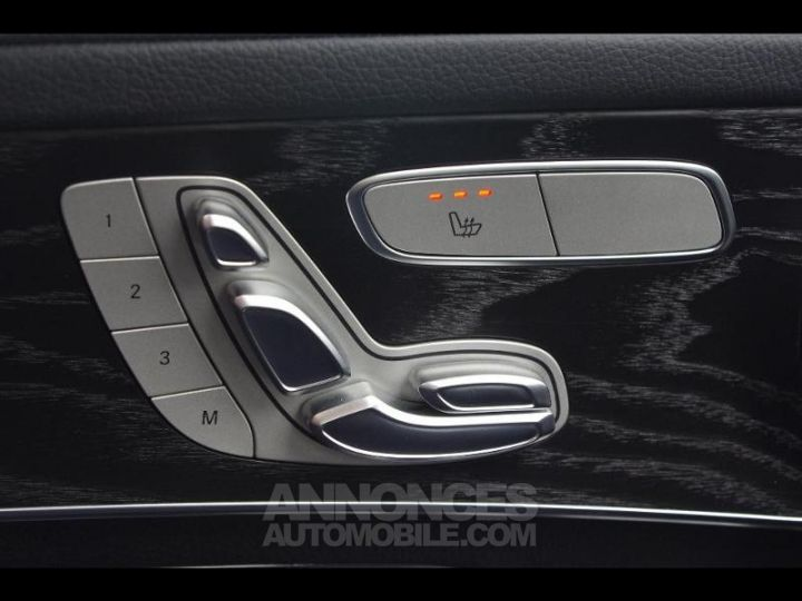 Mercedes GLC 220 d 170ch Sportline 4Matic 9G-Tronic GRIS SELENITE Occasion - 6