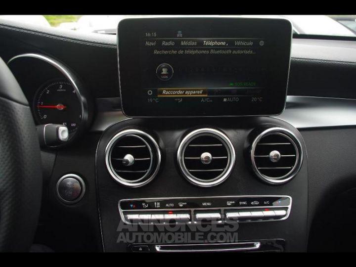 Mercedes GLC 220 d 170ch Sportline 4Matic 9G-Tronic GRIS SELENITE Occasion - 15