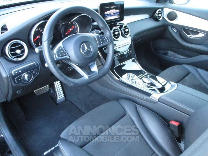 Mercedes GLC 220 d 170ch Sportline 4Matic 9G-Tronic Noir obsidienne Occasion - 3