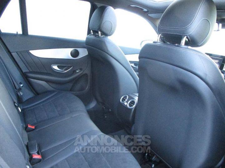 Mercedes GLC 220 d 170ch Sportline 4Matic 9G-Tronic Noir obsidienne Occasion - 7