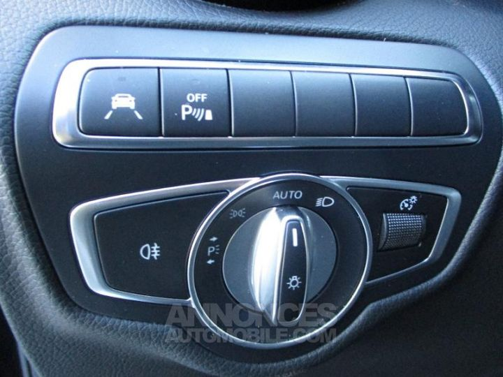 Mercedes GLC 220 d 170ch Sportline 4Matic 9G-Tronic Noir obsidienne Occasion - 12