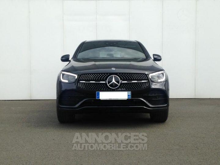 Mercedes GLC 220 d 194ch AMG Line 4Matic Launch Edition 9G-Tronic Gris Graphite métallisé Occasion - 2
