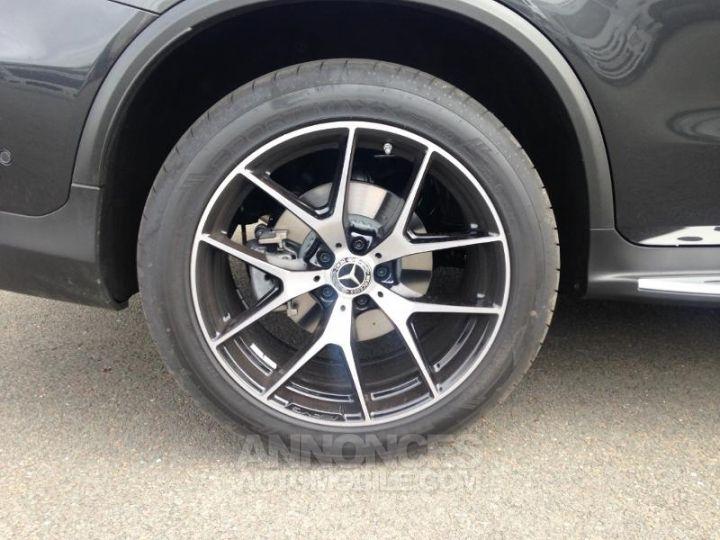 Mercedes GLC 220 d 194ch AMG Line 4Matic Launch Edition 9G-Tronic Gris Graphite métallisé Occasion - 6