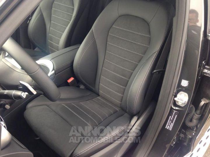 Mercedes GLC 220 d 194ch AMG Line 4Matic Launch Edition 9G-Tronic Gris Graphite métallisé Occasion - 10