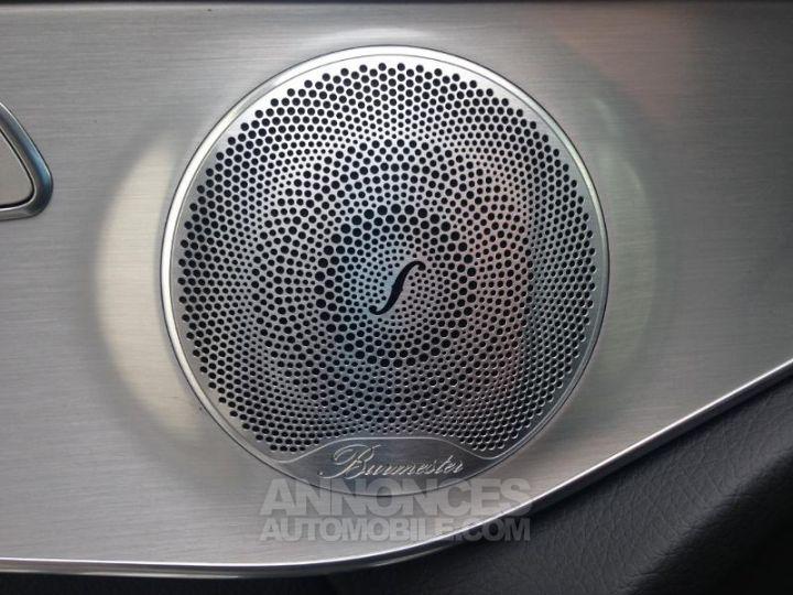 Mercedes GLC 220 d 194ch AMG Line 4Matic Launch Edition 9G-Tronic Gris Graphite métallisé Occasion - 13