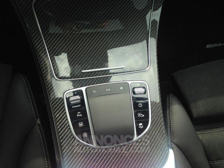 Mercedes GLC 220 d 194ch AMG Line 4Matic Launch Edition 9G-Tronic Gris Graphite métallisé Occasion - 20