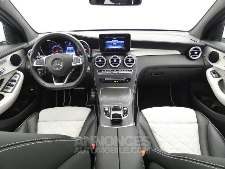 Mercedes GLC 250 211ch Sportline 4Matic 9G-Tronic Blanc Diamant Designo Occasion - 3