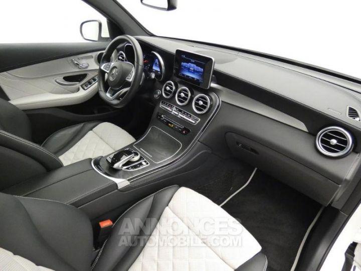 Mercedes GLC 250 211ch Sportline 4Matic 9G-Tronic Blanc Diamant Designo Occasion - 4