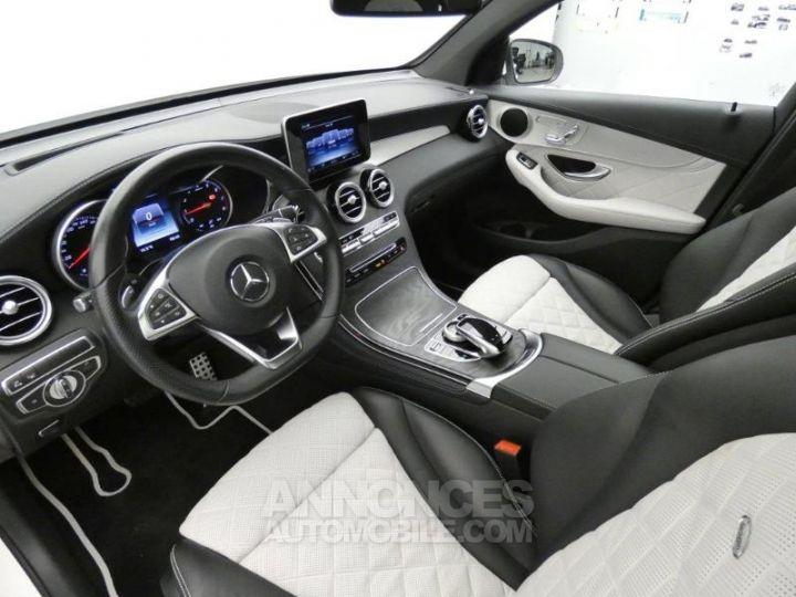Mercedes GLC 250 211ch Sportline 4Matic 9G-Tronic Blanc Diamant Designo Occasion - 9