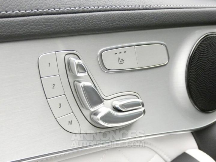 Mercedes GLC 250 211ch Sportline 4Matic 9G-Tronic Blanc Diamant Designo Occasion - 18
