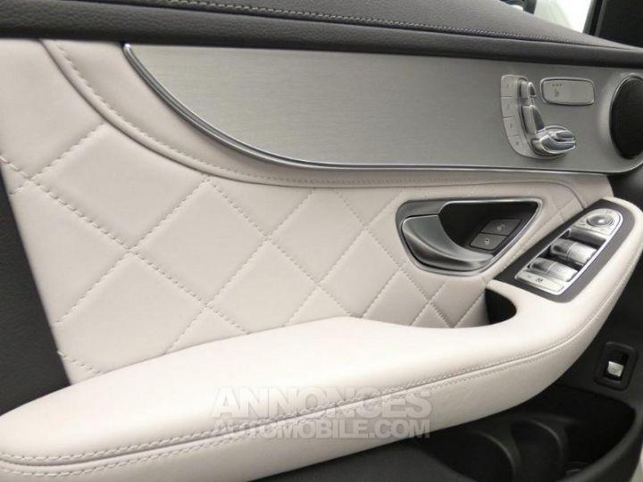 Mercedes GLC 250 211ch Sportline 4Matic 9G-Tronic Blanc Diamant Designo Occasion - 19