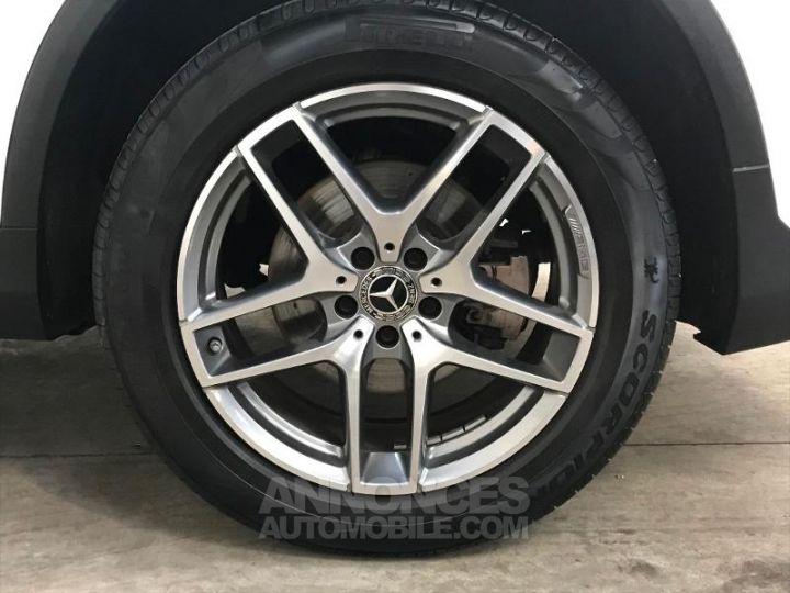 Mercedes GLC 250 211ch Sportline 4Matic 9G-Tronic BLANC POLAIRE Occasion - 20