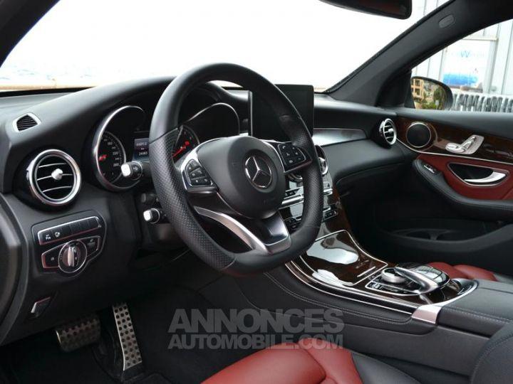 Mercedes GLC 250 211ch Sportline 4Matic 9G-Tronic Noir Métal Occasion - 4