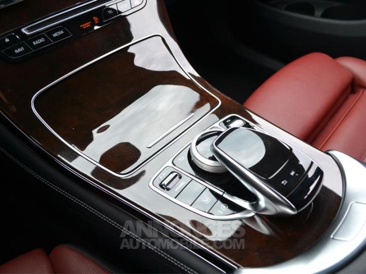 Mercedes GLC 250 211ch Sportline 4Matic 9G-Tronic Noir Métal Occasion - 16