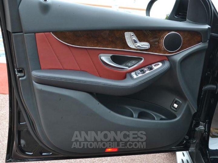 Mercedes GLC 250 211ch Sportline 4Matic 9G-Tronic Noir Métal Occasion - 20