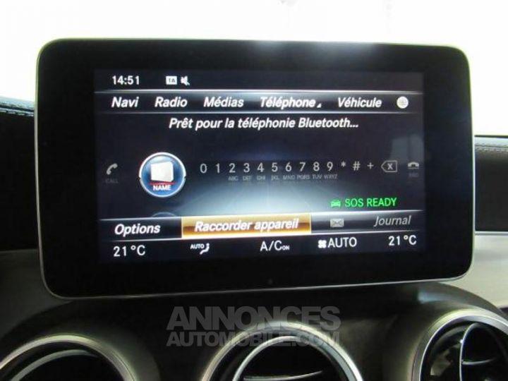 Mercedes GLC 250 d 204ch Fascination 4Matic 9G-Tronic Noir Métal Occasion - 7