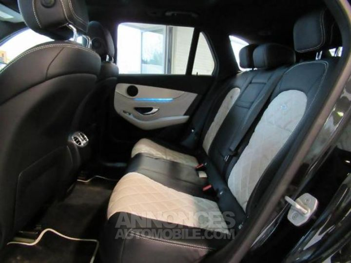 Mercedes GLC 250 d 204ch Fascination 4Matic 9G-Tronic Noir Métal Occasion - 14